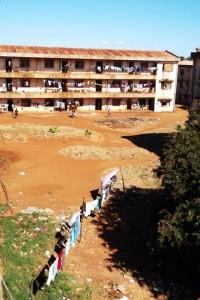 The University of Antsiranana in northern Madagascar.
