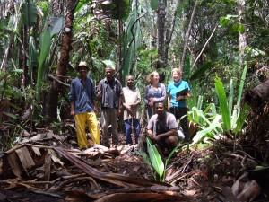 Azafady Conservation Programme team.