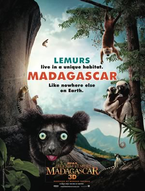 Island of Lemurs IMAX Film: Educator's Guide