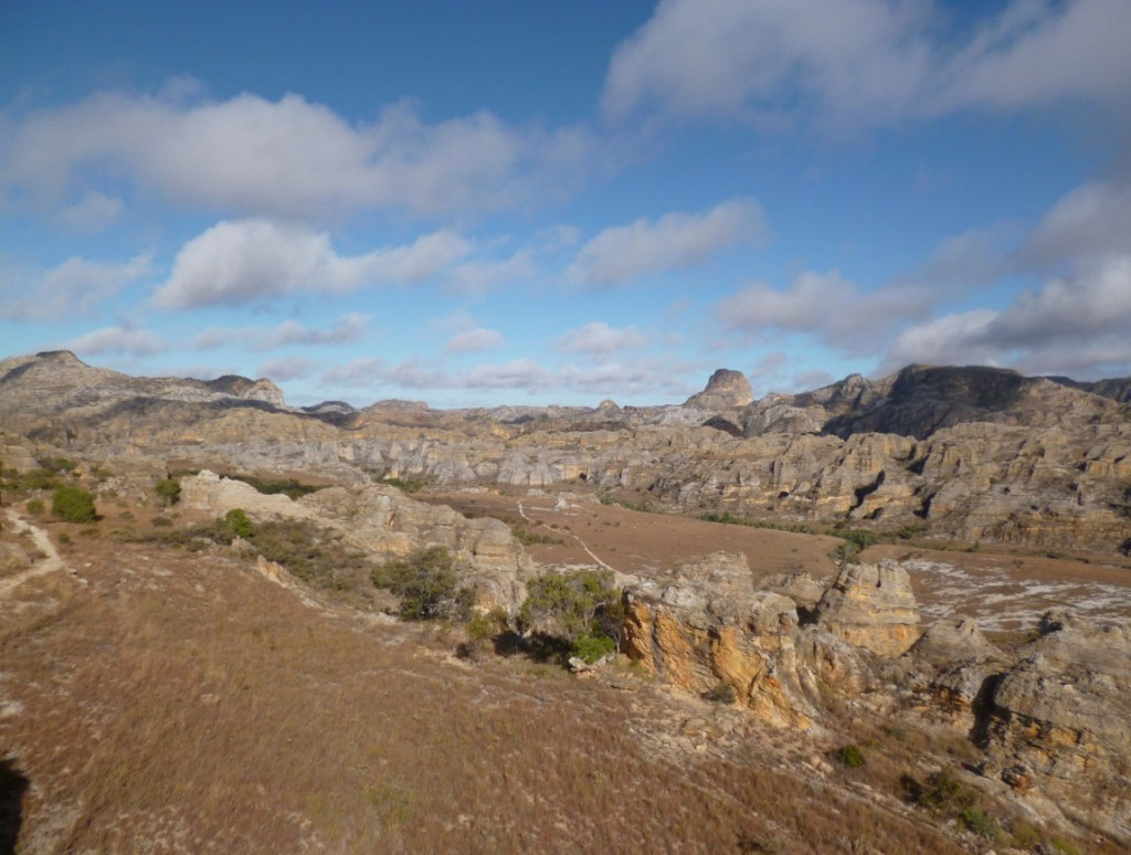 This southern Madagascar landscape would not be out of place in a Western film