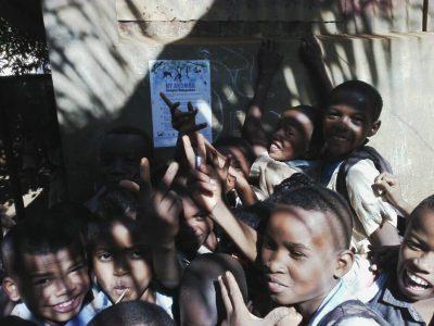 pet lemur survey outreach