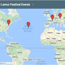 2016 World Lemur Festival Events Calendar